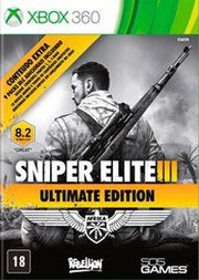 Sniper Elite III (Ultimate Edition)  para XBOX 360
