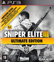 Sniper Elite III (Ultimate Edition)  para PS3