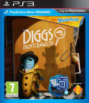 Wonderbook: Diggs Nightcrawler para PS3