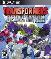 Transformers: Devastation para PS3