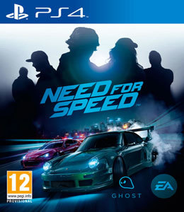 Need for Speed para PS4