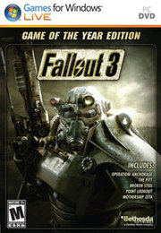 Fallout 3: Game of the Year Edition para PC