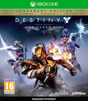 Destiny: The Taken King - Legendary Edition para Xbox One
