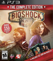 BioShock Infinite: Complete Edition para PS3