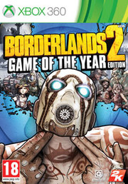 Borderlands 2: Game of the Year Edition para XBOX 360