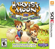 Harvest Moon 3D: The Lost Valley para 3DS
