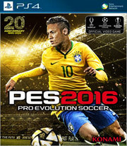 Pro Evolution Soccer 2016 para PS4