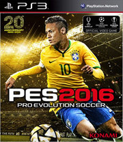 Pro Evolution Soccer 2016 para PS3