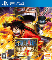 One Piece: Pirate Warriors 3 para PS4