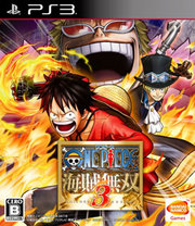 One Piece: Pirate Warriors 3 para PS3