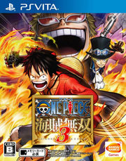 One Piece: Pirate Warriors 3 para PS Vita