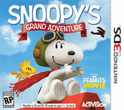 The Peanuts Movie: Snoopy's Grand Adventure para 3DS
