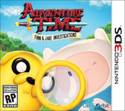 Adventure Time: Finn and Jake Investigations para 3DS