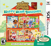 Animal Crossing: Happy Home Designer para 3DS