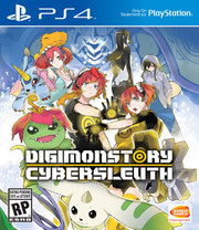 Digimon Story: Cyber Sleuth  para PS4