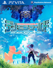 Digimon World: Next Order para PS Vita