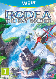 Rodea the Sky Soldier para Wii U