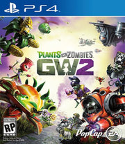 Plants vs Zombies: Garden Warfare 2 para PS4