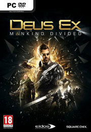 Deus Ex: Mankind Divided para PC