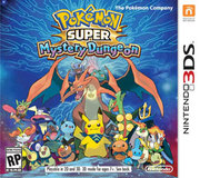 Pokemon Super Mystery Dungeon para 3DS