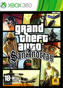 Grand Theft Auto: San Andreas para XBOX 360