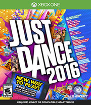 Just Dance 2016 para Xbox One