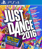 Just Dance 2016 para PS4