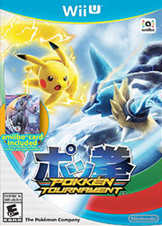 Pokken Tournament para Wii U