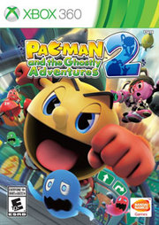Pac-Man and the Ghostly Adventures 2 para XBOX 360