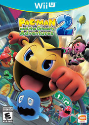 Pac-Man and the Ghostly Adventures 2 para Wii U