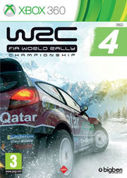 WRC 4: FIA World Rally Championship para XBOX 360