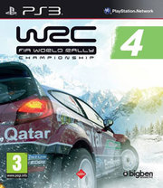 WRC 4: FIA World Rally Championship para PS3