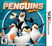 Penguins of Madagascar para 3DS
