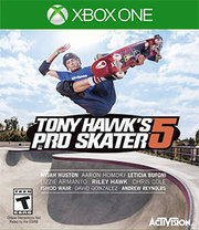Tony Hawk's Pro Skater 5 para Xbox One