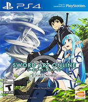 Sword Art Online: Lost Song para PS4