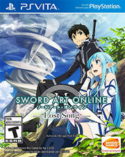 Sword Art Online: Lost Song para PS Vita