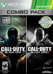 Call of Duty: Black Ops Combo Pack para XBOX 360