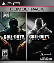 Call of Duty: Black Ops Combo Pack para PS3
