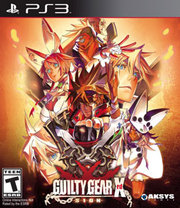 Guilty Gear Xrd -SIGN- para PS3