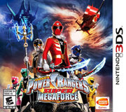 Power Rangers Super MegaForce para 3DS