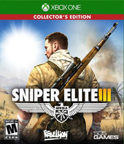Sniper Elite III Collector's Edition para Xbox One