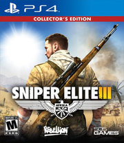 Sniper Elite III Collector's Edition para PS4