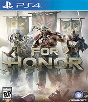 For Honor para PS4