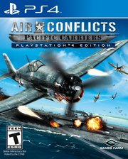 Air Conflicts: Pacific Carriers  para PS4