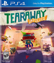 Tearaway Unfolded para PS4