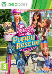 Barbie and Her Sisters: Puppy Rescue para XBOX 360