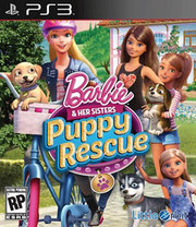 Barbie and Her Sisters: Puppy Rescue para PS3