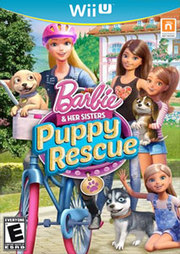 Barbie and Her Sisters: Puppy Rescue para Wii U