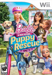 Barbie and Her Sisters: Puppy Rescue para Wii