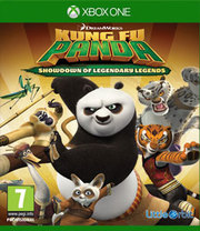 Kung Fu Panda: Showdown of Legendary Legends para Xbox One